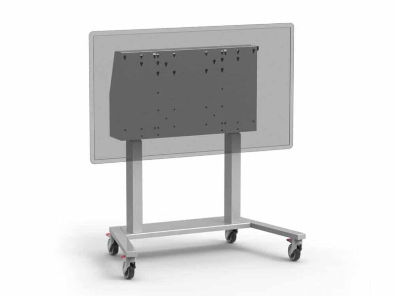 SMART Board verrijdbaar onderstel large format display trolley