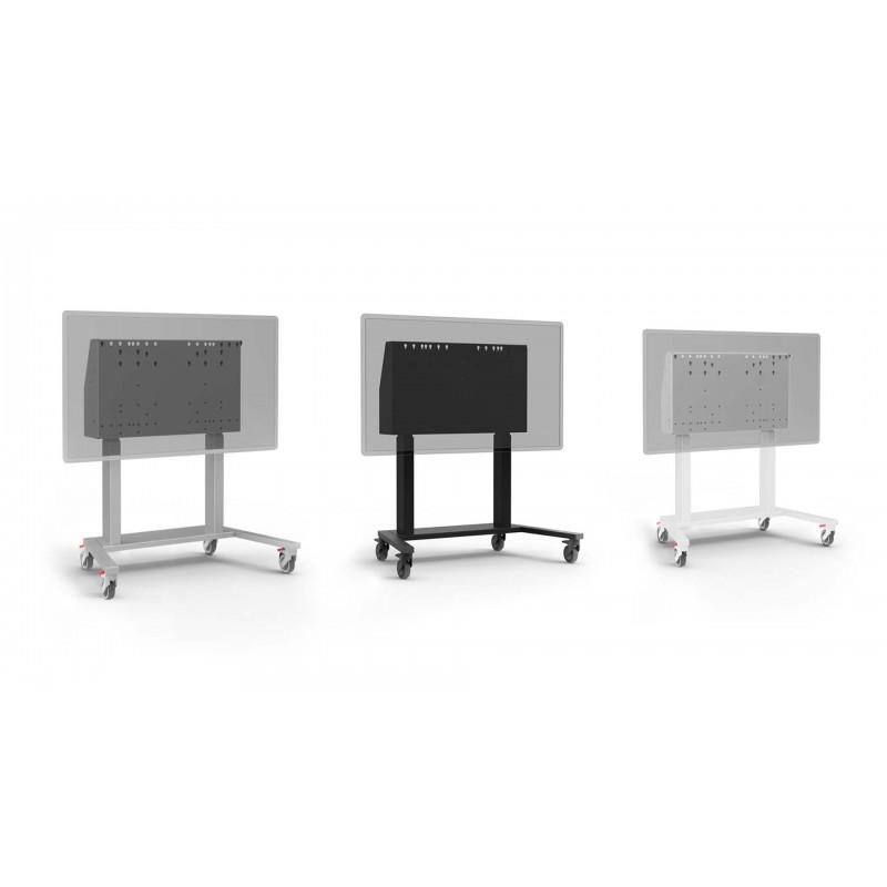 SMART Board verrijdbaar onderstel - grijs, zwart of wit
