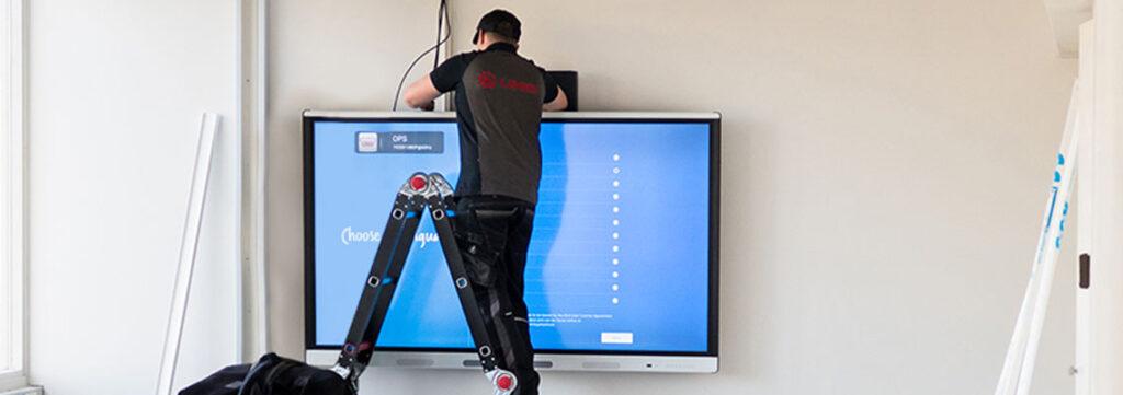 installatieservice-SMART-Board