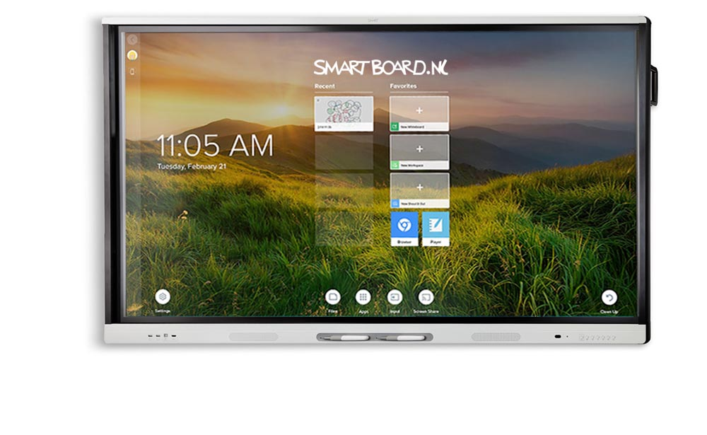 SMART Board MX265 V2 Pro