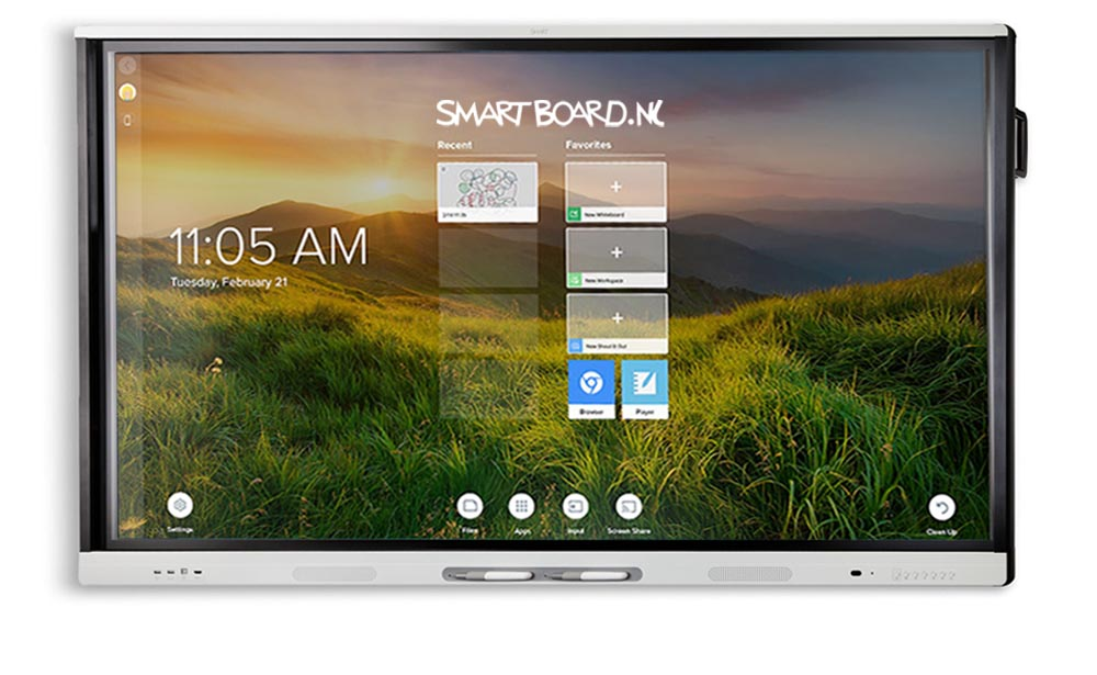 SMART Board MX286 V2 Pro