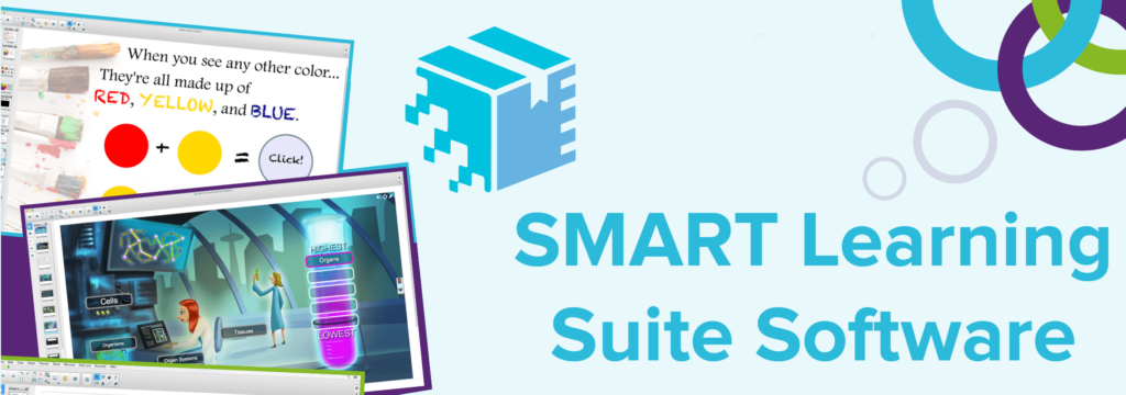 SMART Learning Suite software onderwijs software educatie