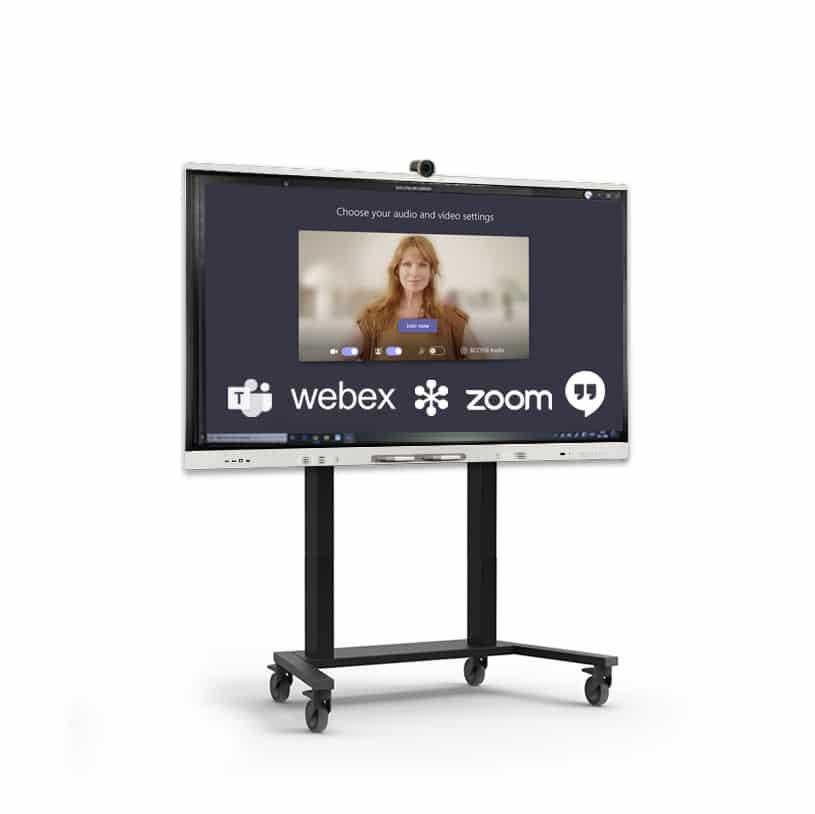 Video vergaderpakket Samenwerken op afstand aanbieding