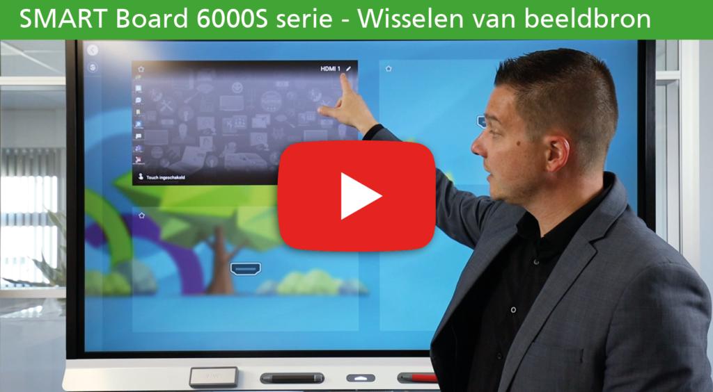 SMART Board 6000s training