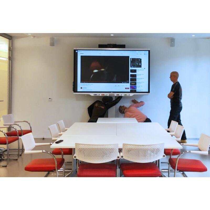 Installatie videobar